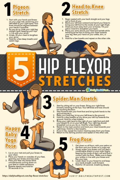 hipflexostretches